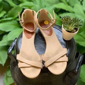 J.Crew  neutral Sandals